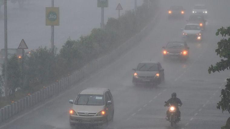 Mumbai Rains: Here's how much it rained in Mumbai, Thane and Navi Mumbai on August 6, 2020