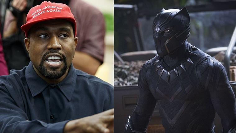 Kanye West wants to run the White House like Wakanda from 'Black Panther'