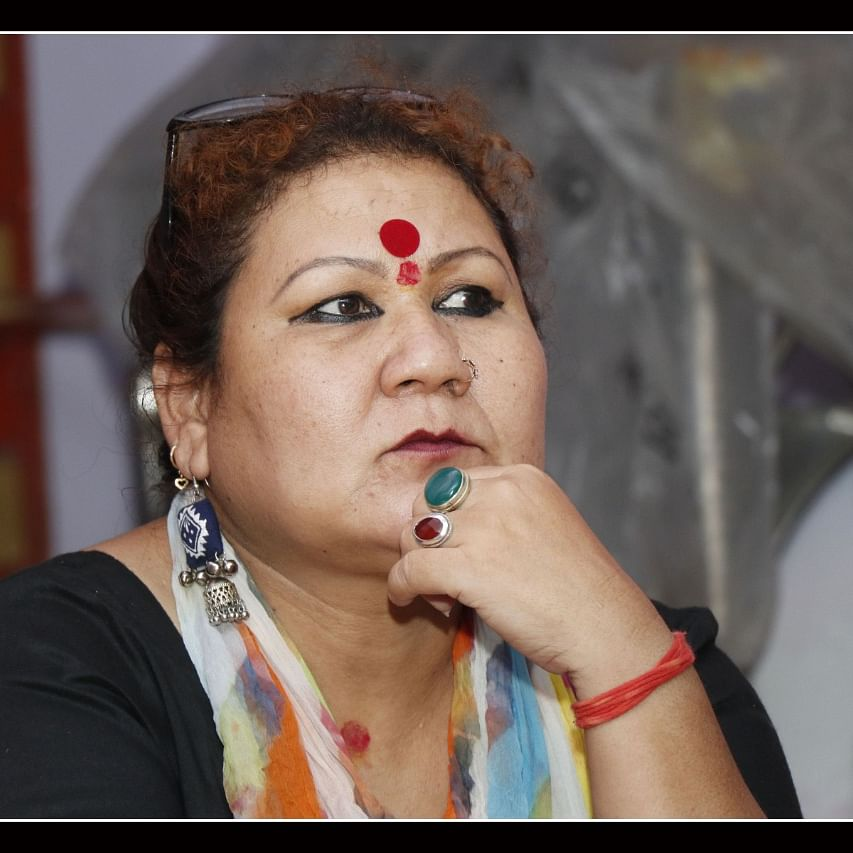 Bhopal: Bishna Chouhan builds 'Box Theatre' to offer stage for local artistes