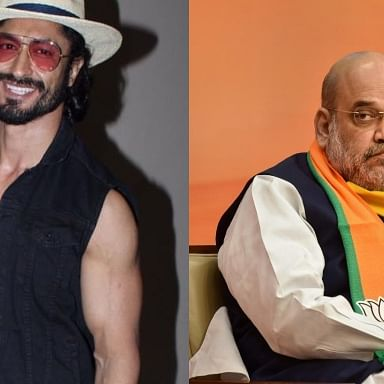 Vidyut Jammwal accidentally sends virtual hug to Amit Shah, triggers a meme fest on Twitter