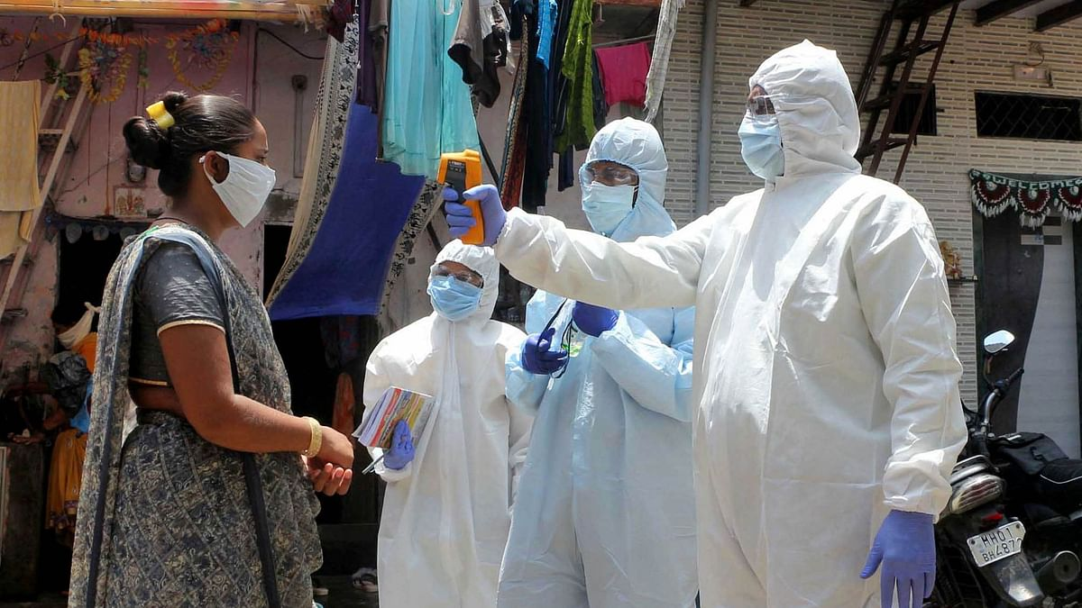 Coronavirus in Pune and Pimpri Chinchwad: PMC's COVID-19 tally rises by 643, PCMC records 449 new cases