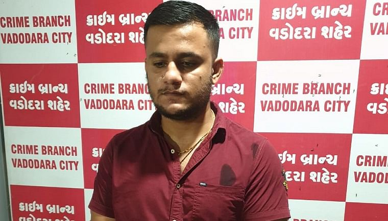 Vadodara City Police detains Shubham Mishra - the man who threatened comedian Agrima Joshua with rape