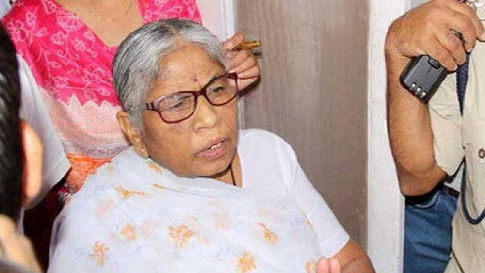 BJP leader Kusum Mahdele