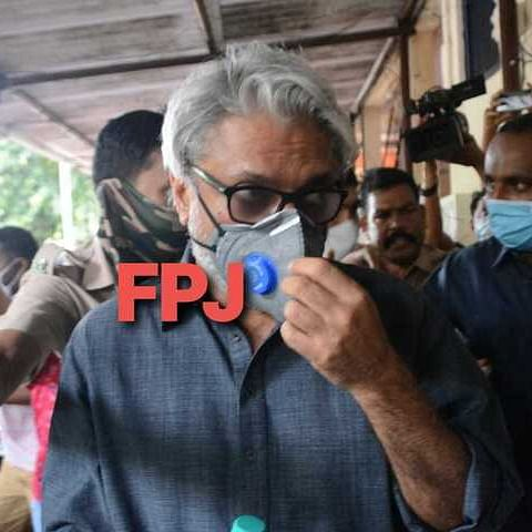Sushant Singh Rajput suicide case: Sanjay Leela Bhansali arrives at Bandra police station to record statement