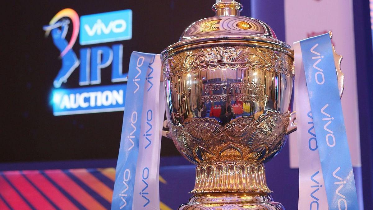 IPL Trophy (File Photo)