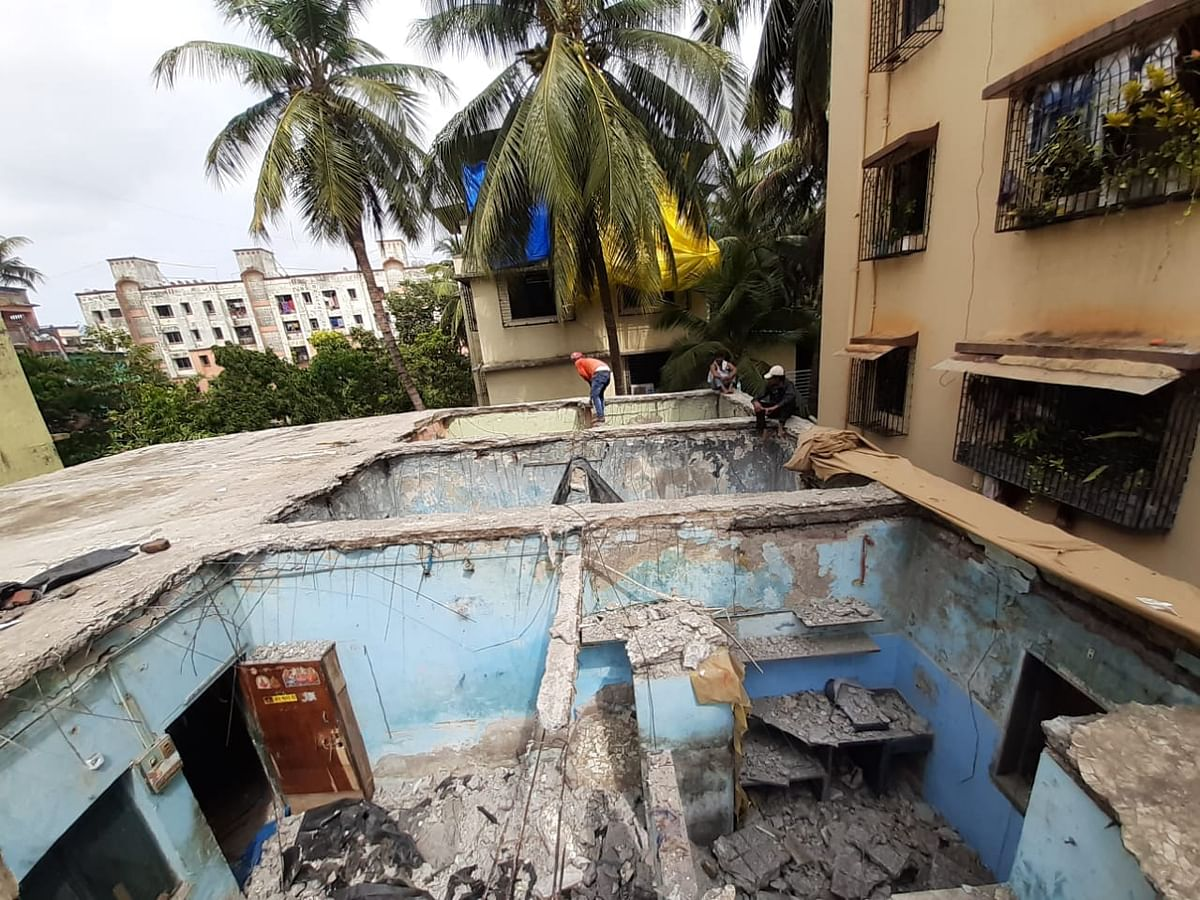 Only 13 rickety buildings in MBMC hit list this year