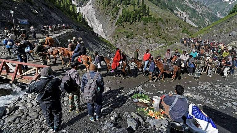 Amarnath Yatra 2020 canceled due to coronavirus pandemic