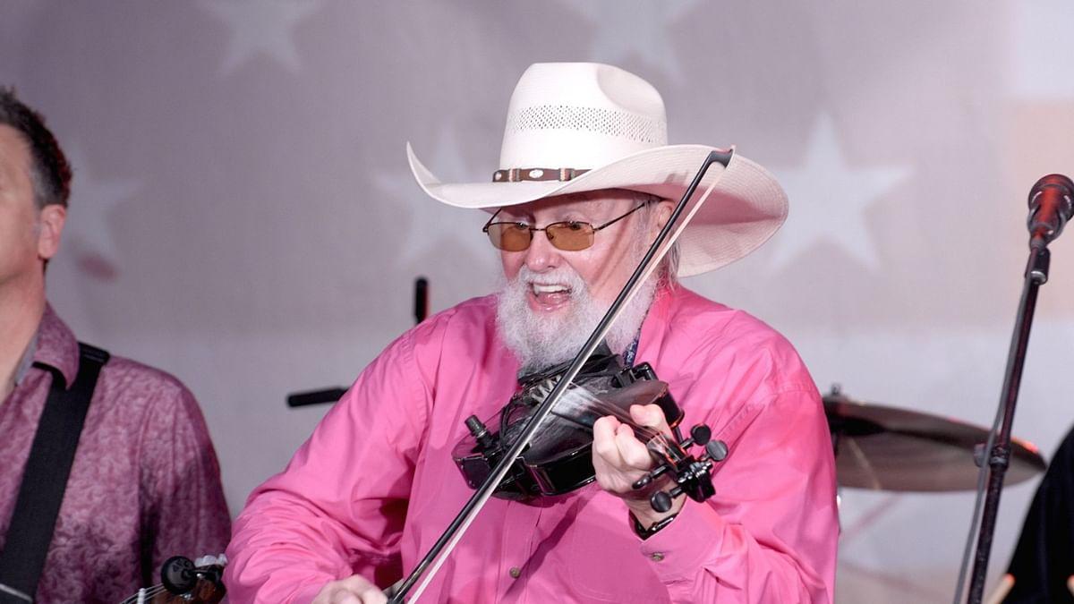 Country music legend Charlie Daniels dies of a hemorrhagic stroke at 83