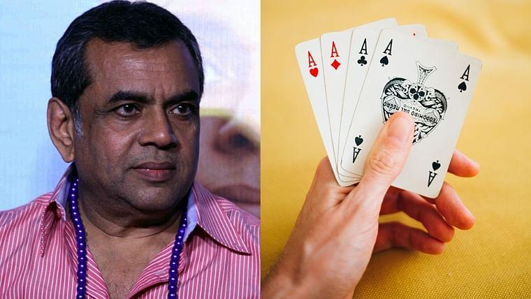 Paresh Rawal's brother Himanshu among 20 detained for gambling