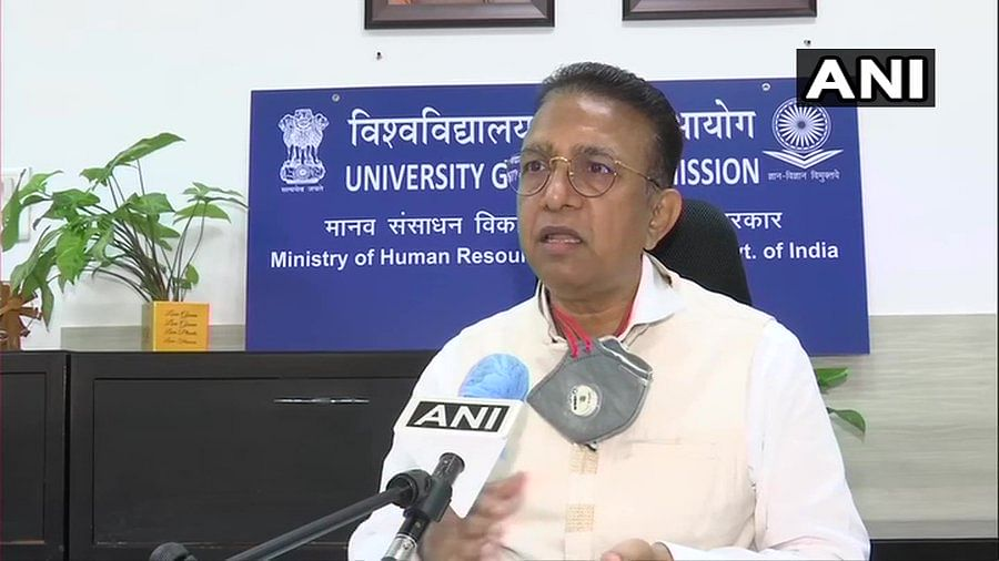 All states should conduct exams for final year students: UGC Secretary