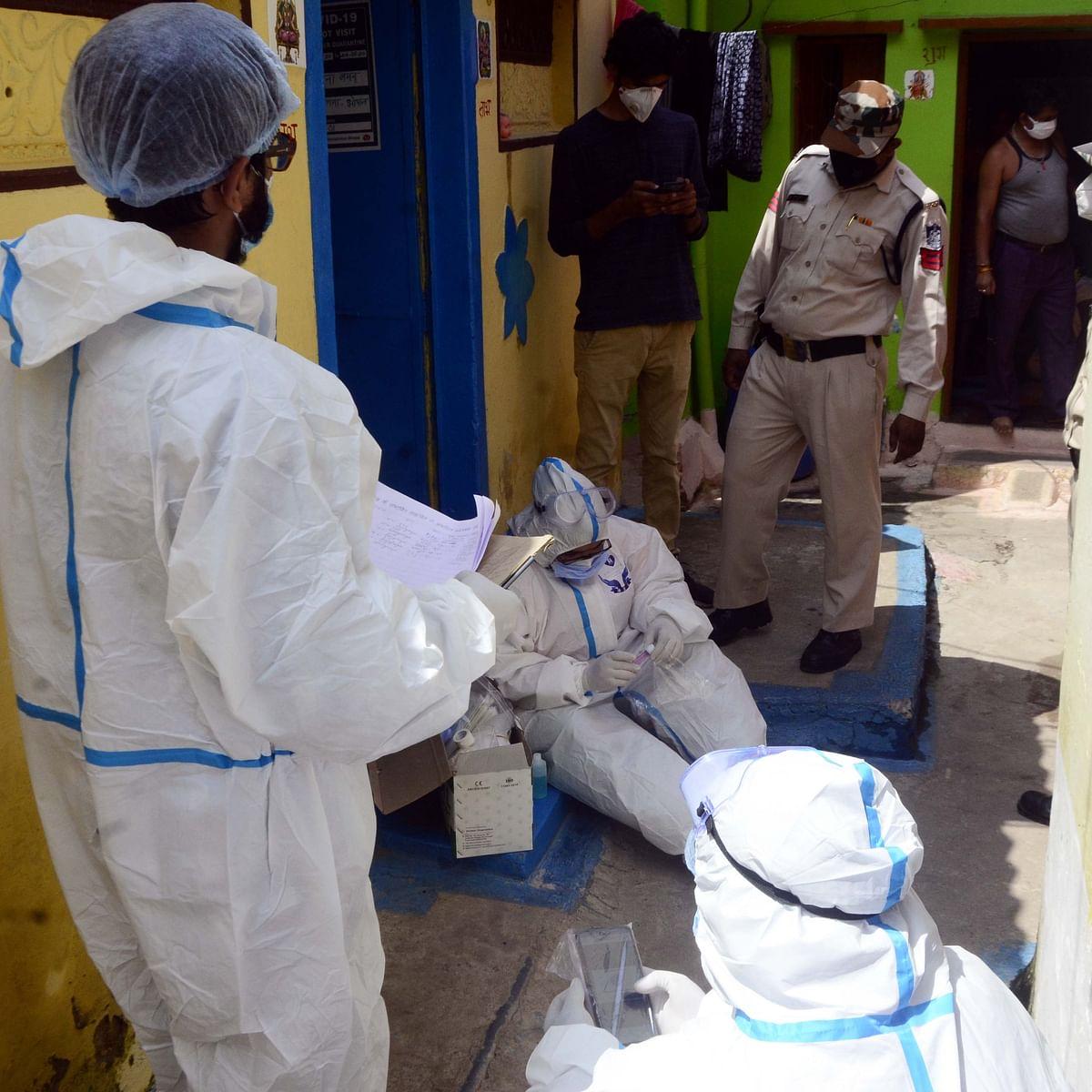 Coronavirus in Bhopal: NHM staffer, fever clinic doctor among 75 fresh cases