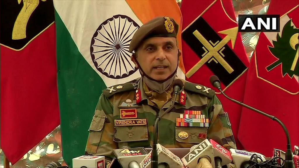 2 terrorists killed in Jammu Kashmir's Kupwara; ammunition, Pakistan currency recovered