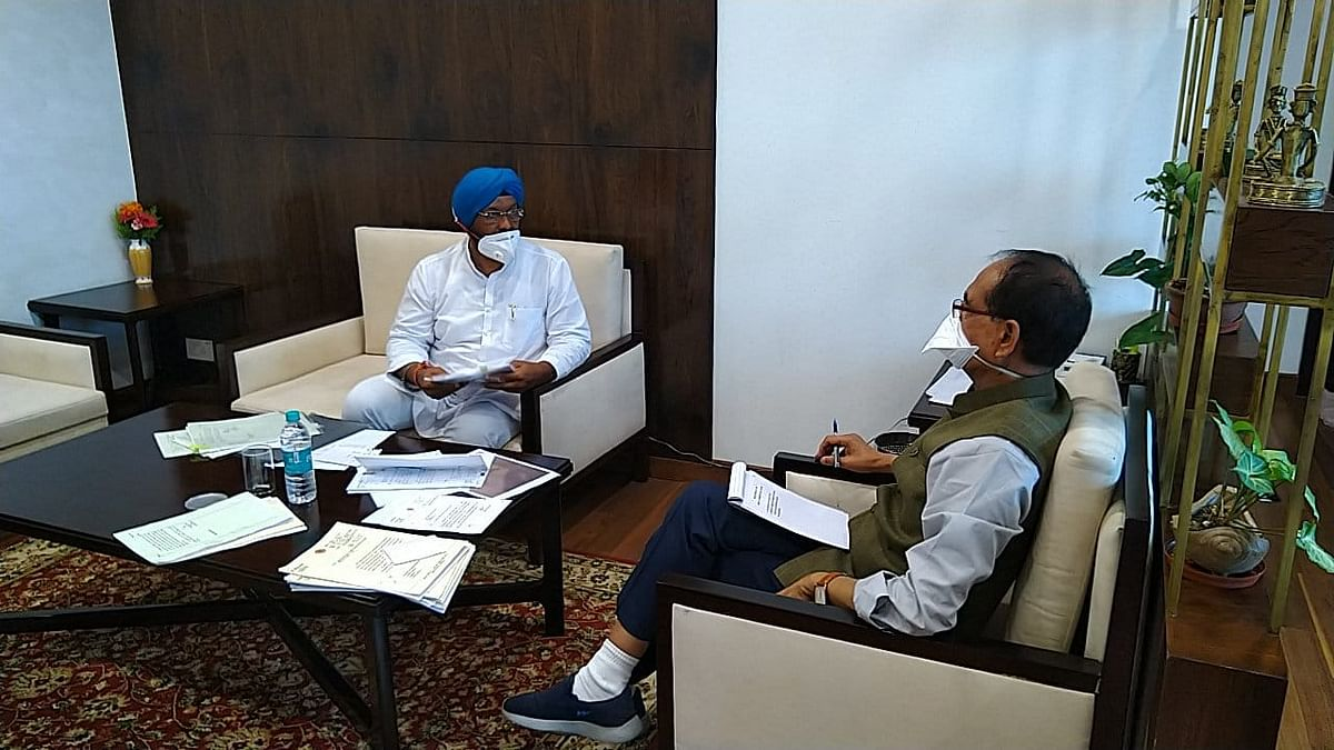 Madhya Pradesh: CM Shivraj Singh Chouhan gives target to ministers for work