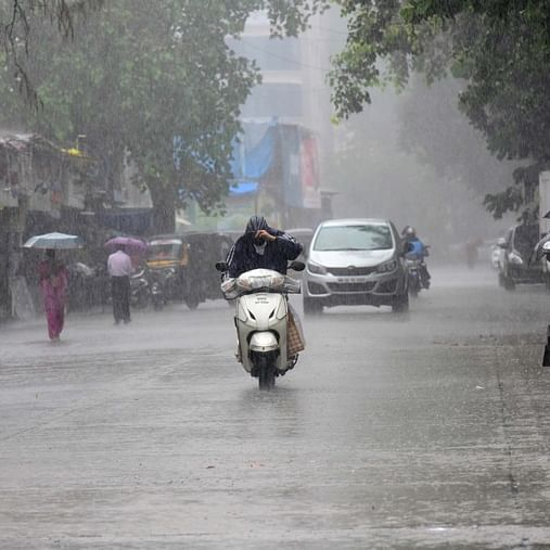Mumbai, Thane, Navi Mumbai Rains Latest Updates: IMD predicts moderate to heavy rainfall for city today