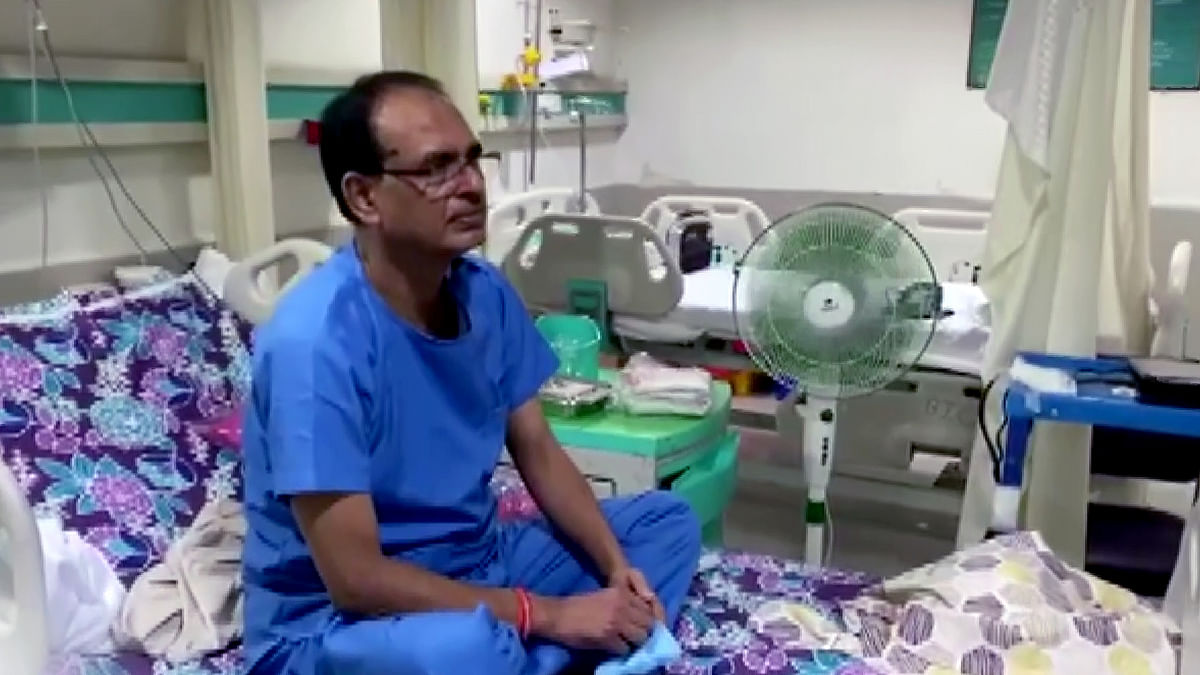 Shivraj Singh Chouhan is one of those who were infected with the novel coronavirus in Bhopal last week.