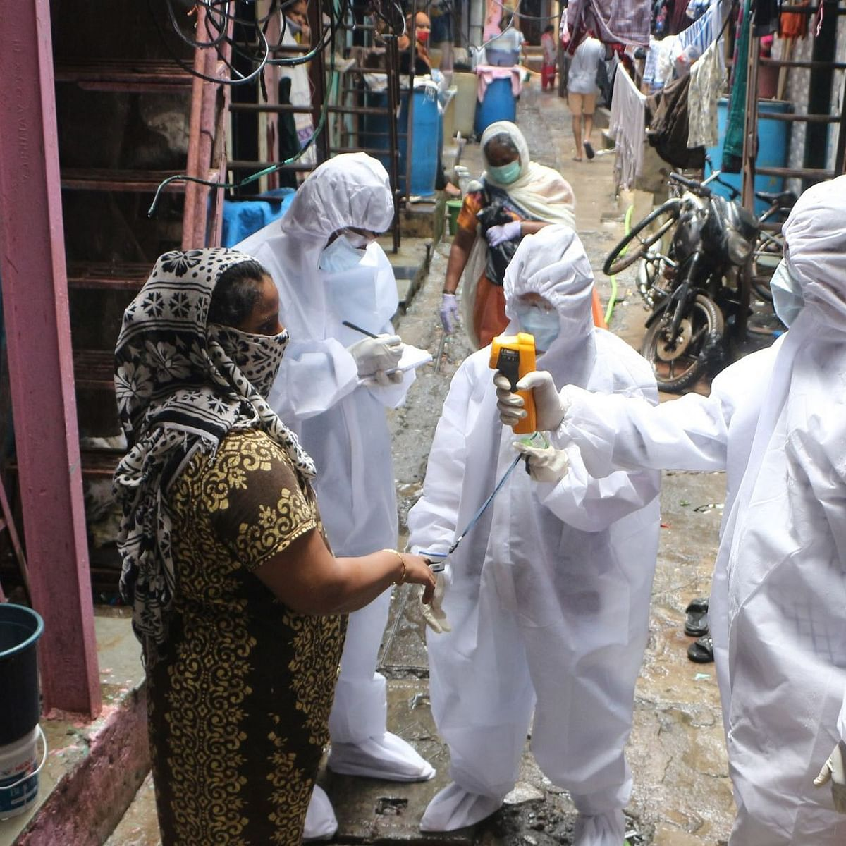 Coronavirus in Mumbai: BMC issues to diktat to high-rises to curb COVID-19 outbreak