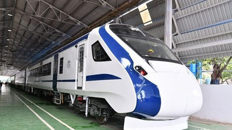 Indian Railways says 44 Vande Bharat trains to hit the tracks in next 3 years