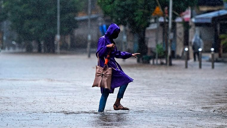 Mumbai Weather Update: IMD says Mumbai to receive heavy downpour for next few hours