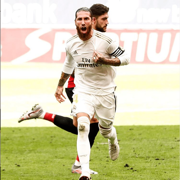 La Liga highlights: Sergio Ramos' penalty helps Real Madrid stay at the top