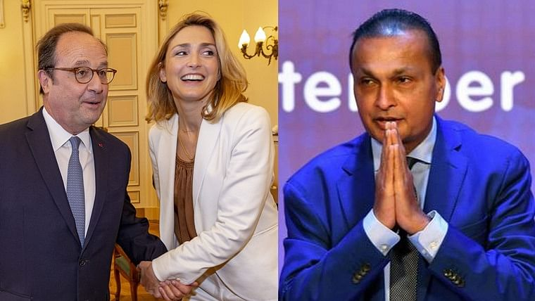 A French President's Girlfriend, Anil Ambani and more: Remembering the filmiest angle of Rafale deal
