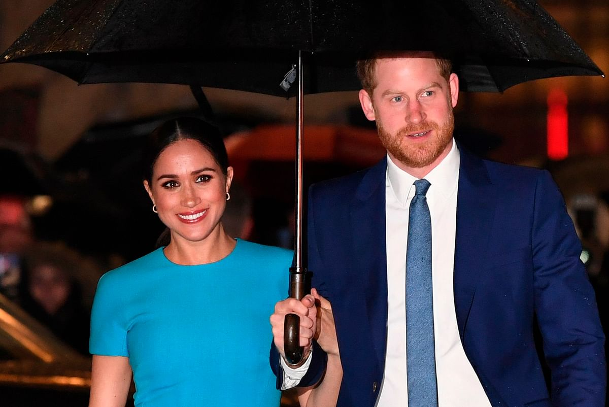 Harry, Meghan sue for invasion of their privacy