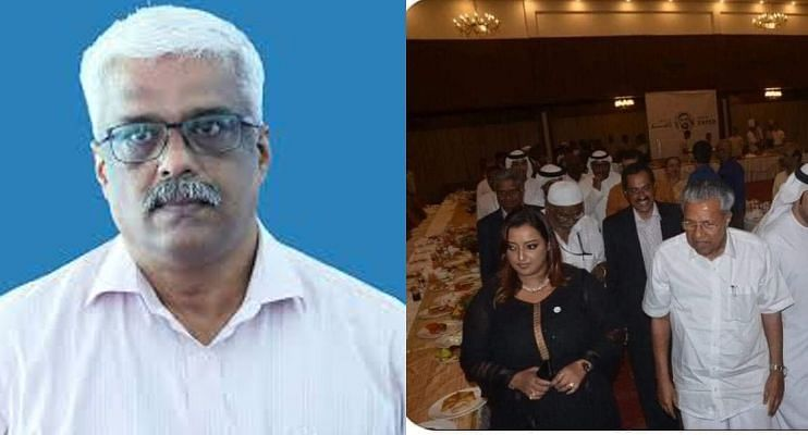 Kerala Gold Smuggling: Kerala CM Vijayan's Principal Secretary removed over links to Swapna Suresh