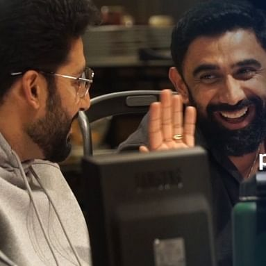Abhishek Bachchan's 'Breathe: Into The Shadows' co-star Amit Sadh tests negative for COVID-19