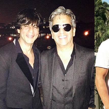 Who is Tony Ashai - how is he related to Shah Rukh Khan?
