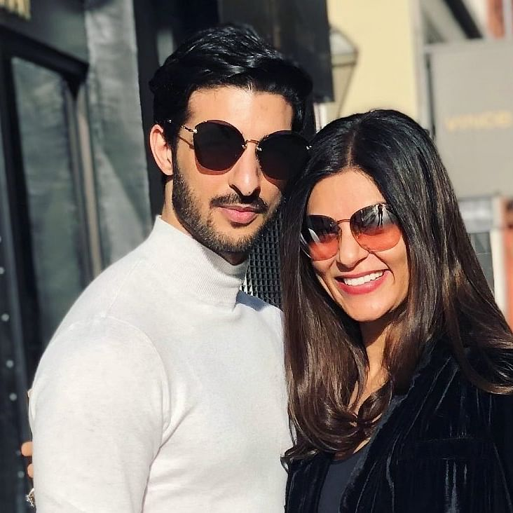 '2 years of togetherness': Sushmita Sen posts love note for her 'rooh' Rohman Shawl