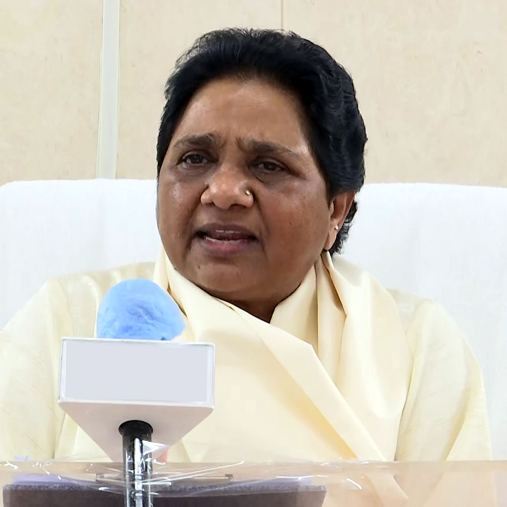 'Govt is a silent spectator': Mayawati attacks Centre over rise in fuel prices