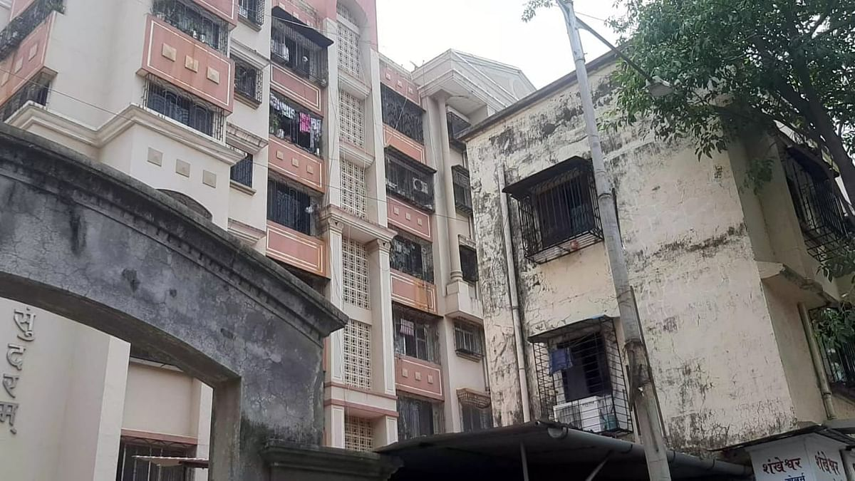 Coronavirus in Bhayandar: This building in twin-city sets up isolation unit in premises; see pics