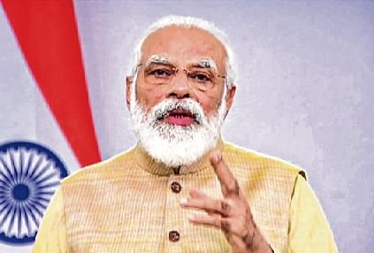 Space to healthcare, India a land of opportunities: Modi to US investors