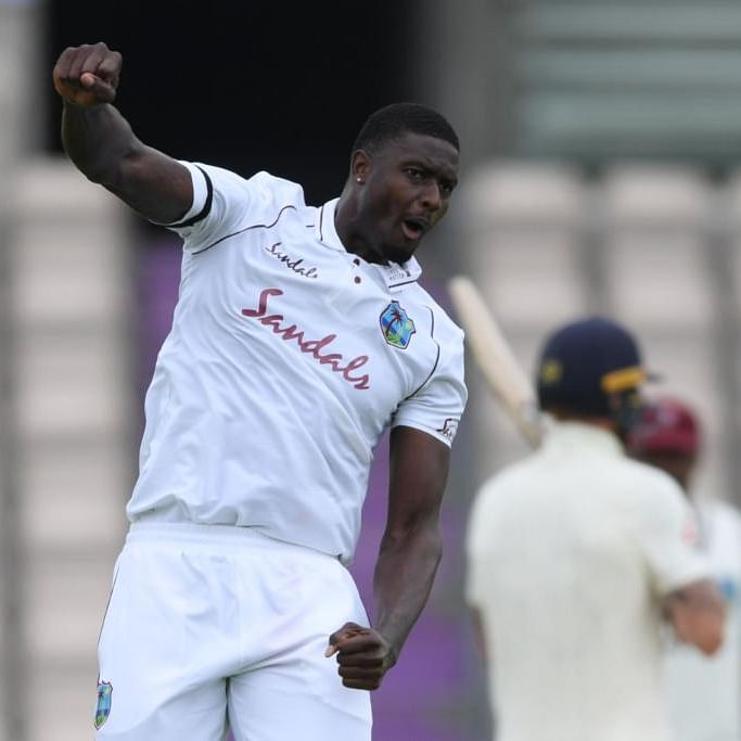 Jason Holder praises West Indies' bowlers after win over England