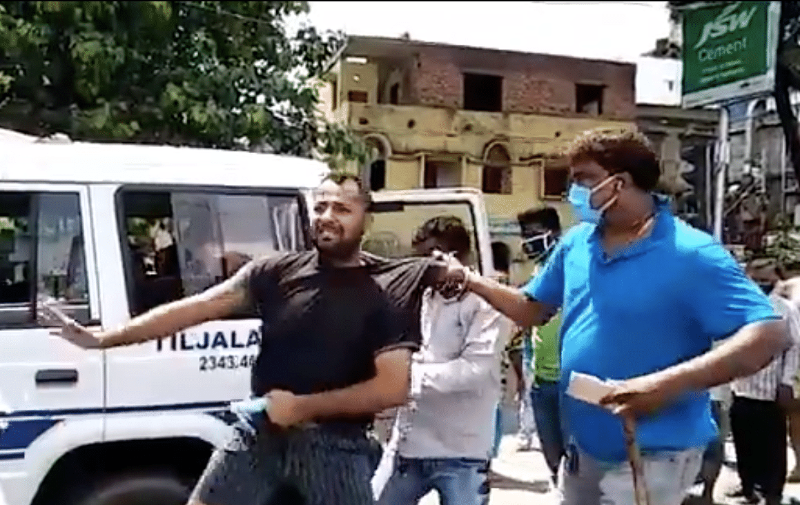 Joyride amid lockdown: In Kolkata, 3 drunk youth drive into barricade, injure constable, 2 civic workers
