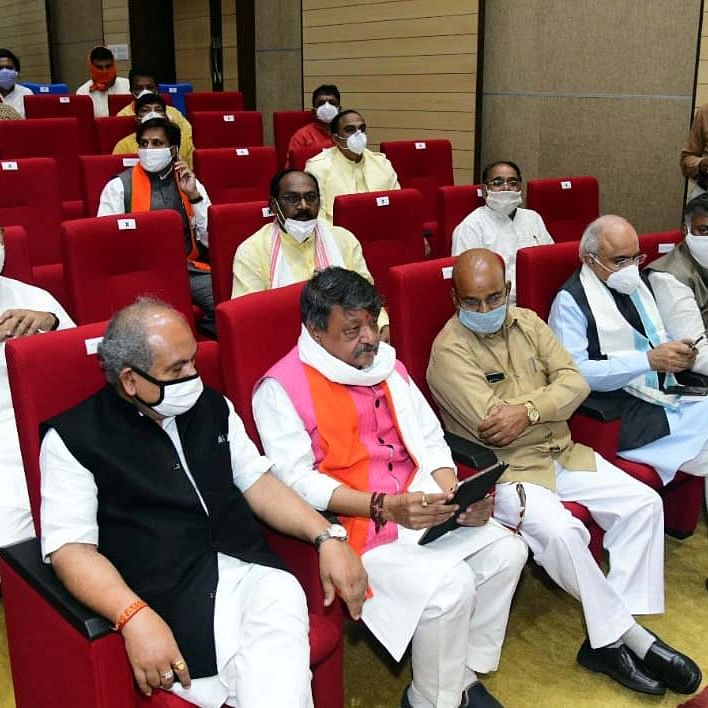 RSS has the final say in MP cabinet expansion