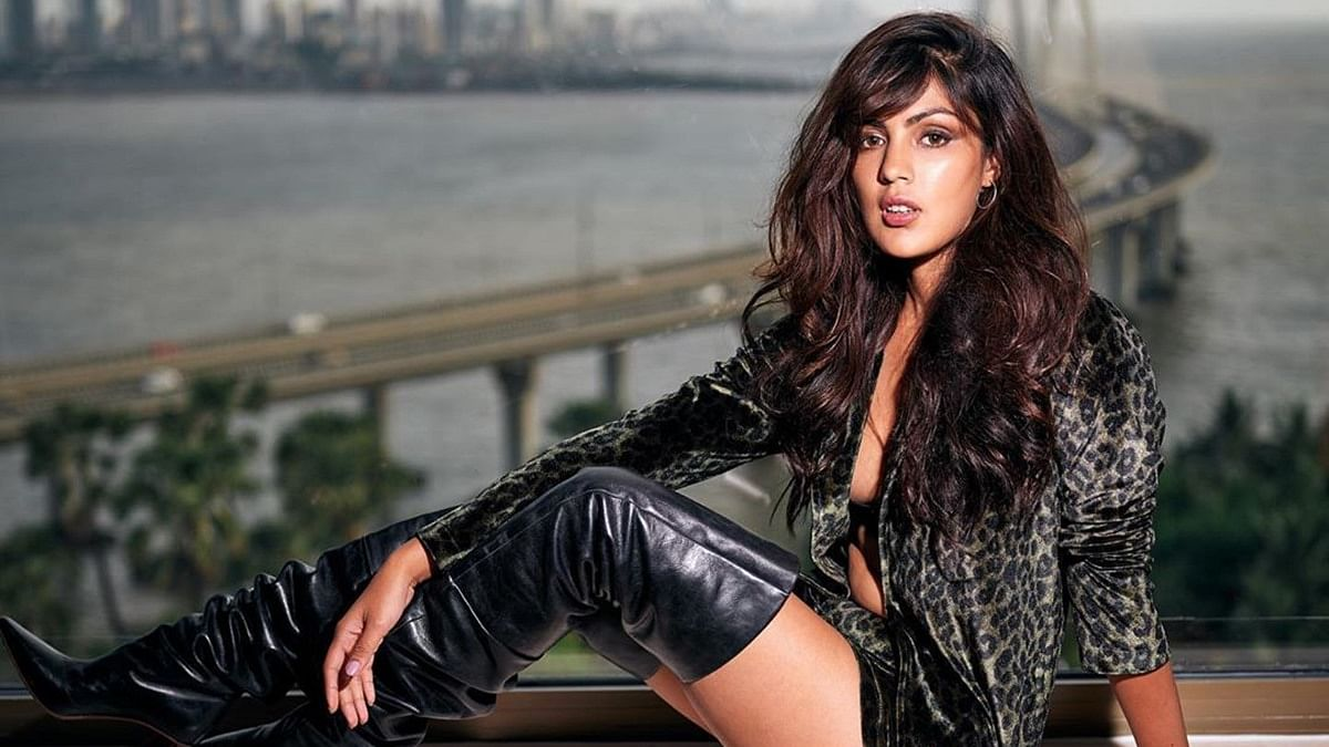 'Sushant's father falsely implicated me, was in a live-in relationship till June 8': Rhea Chakraborty to SC