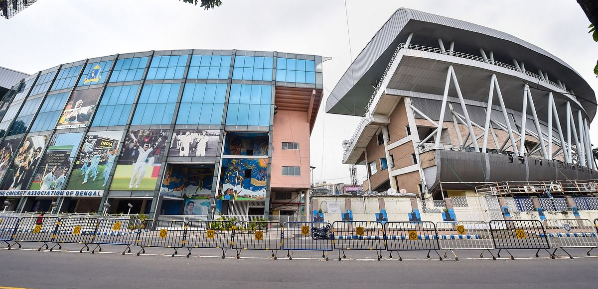 Eden Gardens to turn into quarantine centre for Kolkata Police personnel