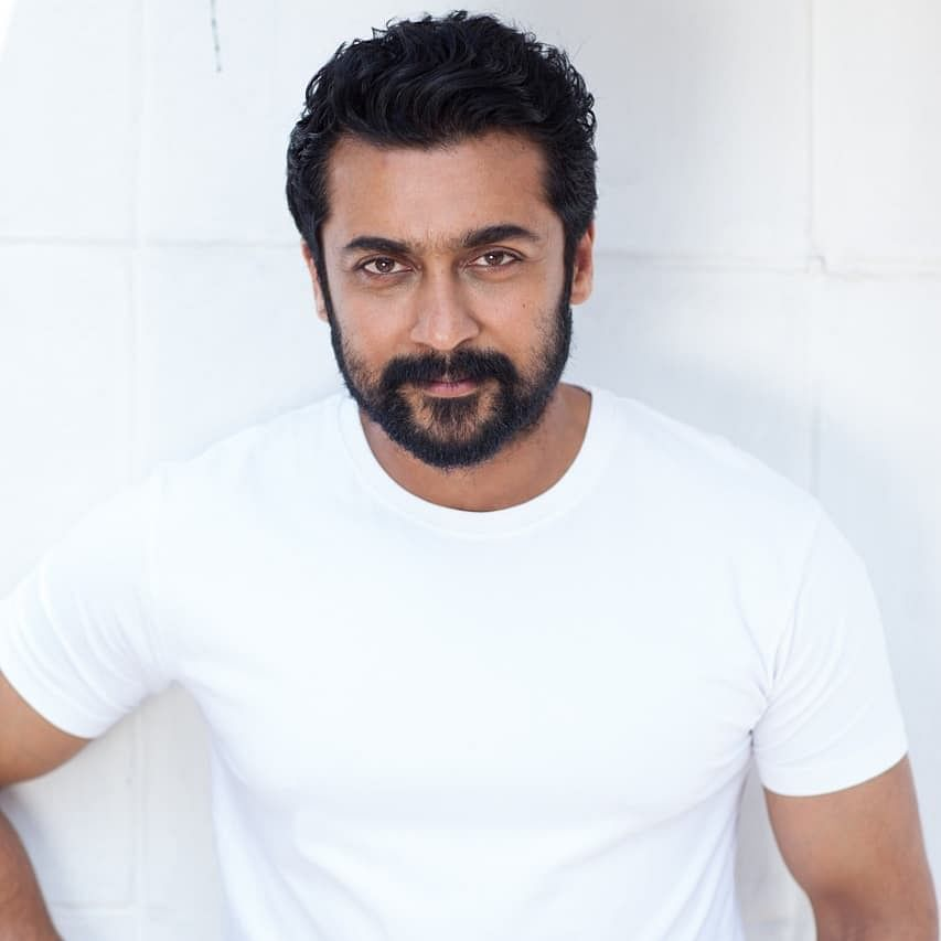 Tamil superstar Suriya makes Instagram debut on 45th birthday