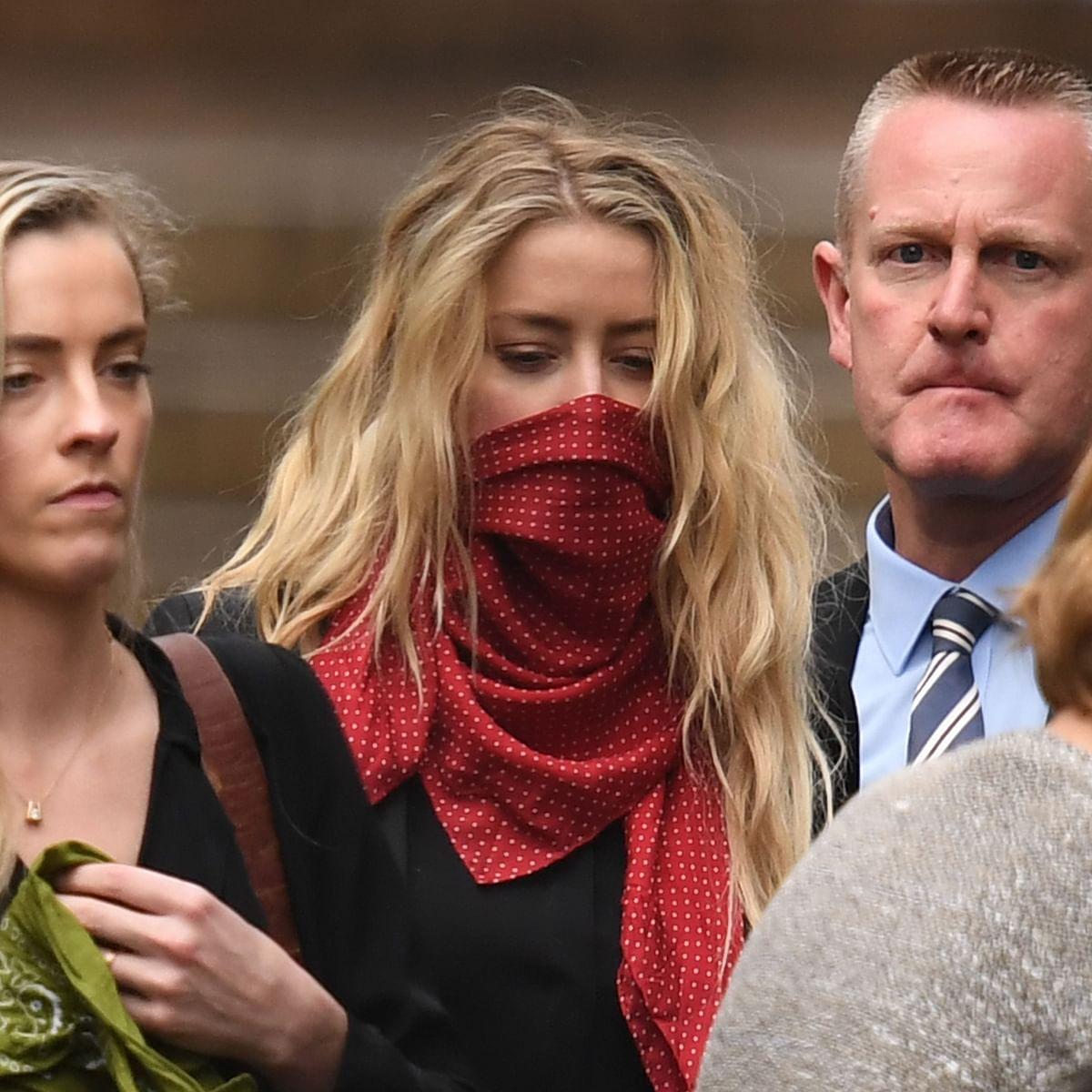 Johnny Depp's bodyguard says Amber Heard abused the Hollywood star