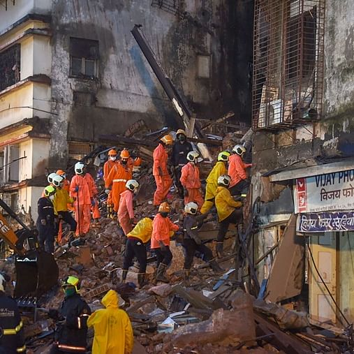 Mumbai building collapse Latest Updates: One more body recovered from Fort building collapse site, death toll rises to 6