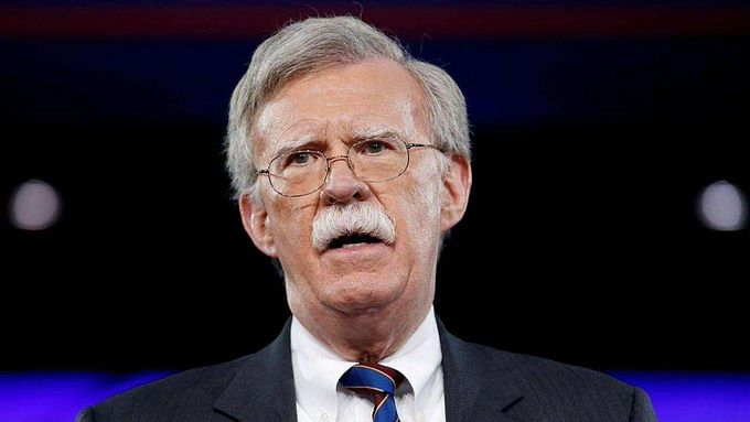 Former US NSA John Bolton