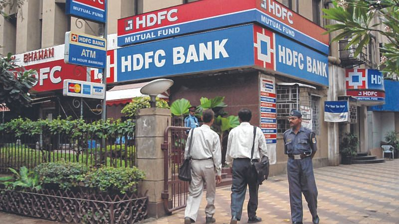 HDFC Ltd Q2 profit declines 57pc to Rs 4,600 cr