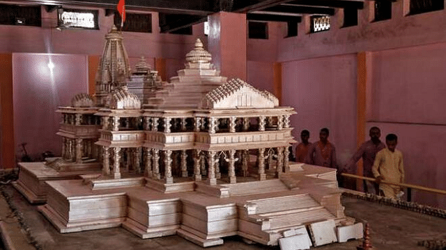 PM Modi will lay Ram Mandir's foundation stone on August 5 at 'this' time