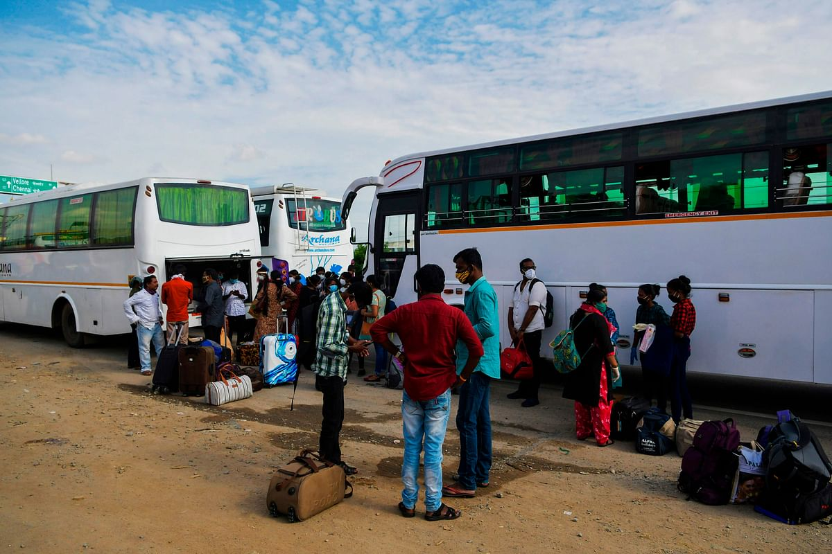 Maharashtra govt imposes strict curbs: What are new guidelines for inter-city or inter-district travel by private buses?
