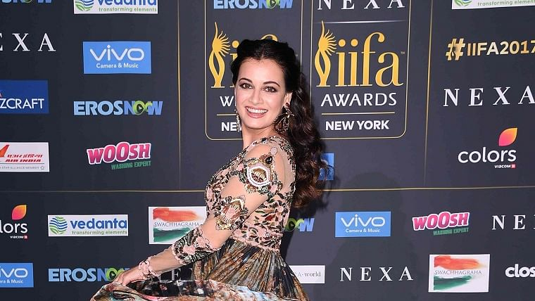 Dia Mirza bats for sustainable development