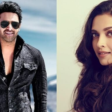 Prabhas, Deepika Padukone come together for  Vyjayanthi Movies' next