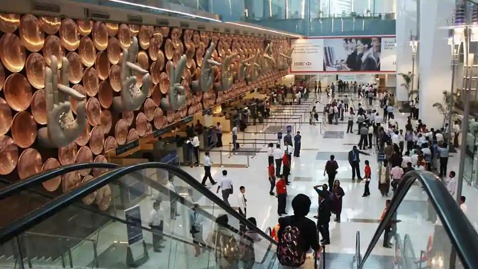 Sex abuse: Delhi airport lounge  manager arrested