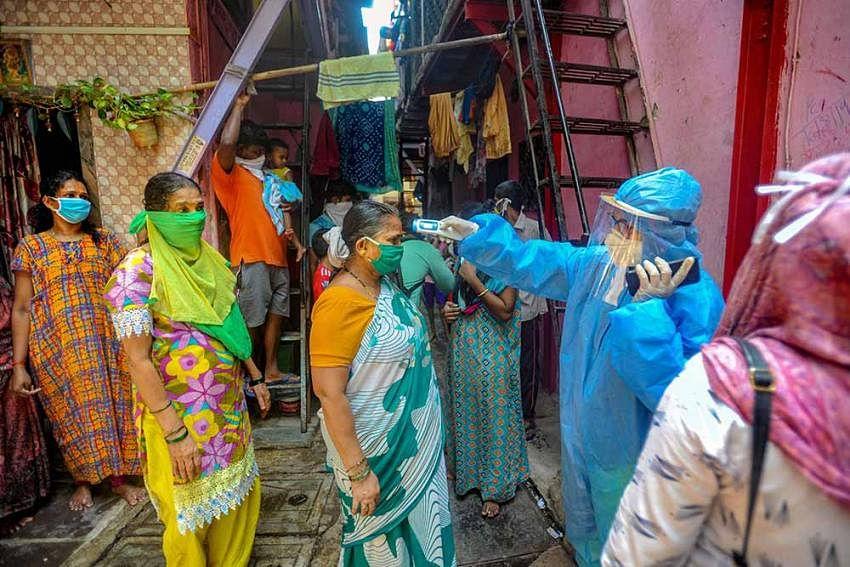 Coronavirus in Mumbai: Sero-survey shows 57 % slum-dwellers in city were silent carriers