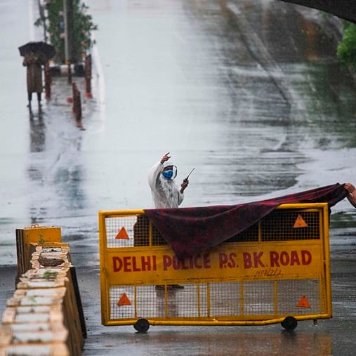 'Finally some good monsoon showers': Twitter after heavy rain lashes Delhi