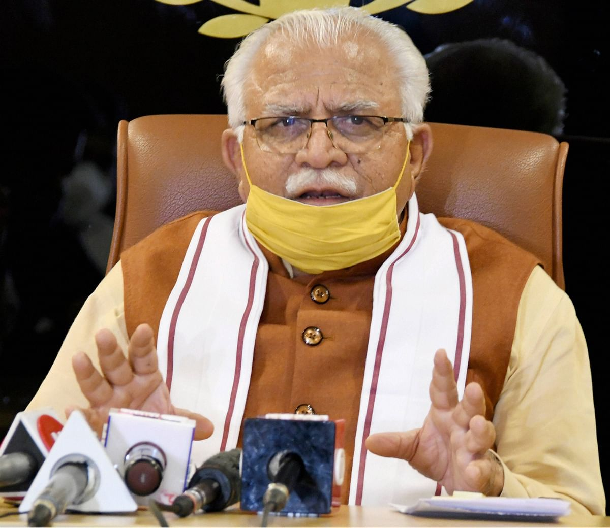 Farmers must receive payment for procured crops before Diwali: Haryana CM